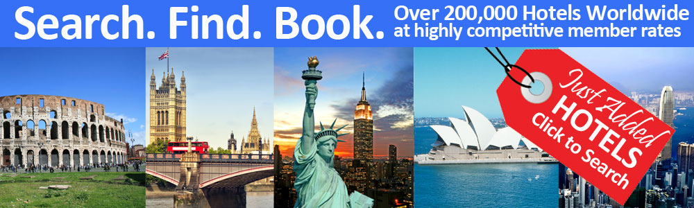 ICE Vacations - Search. Find. Book. Over 200,000 Hotels Worldwide!